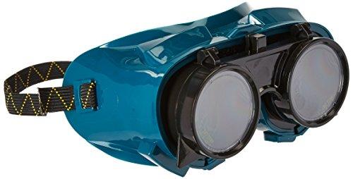 Neiko 53849eine aufklappbare Stil, ANSI zugelassen Komfortable Passform Schweißen und Taschenlampe Schutzbrille