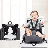 Sac de chaise de salle à manger de bébé avec harnais sûr ceinture de sécurité...