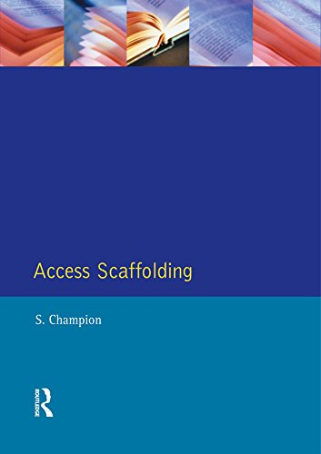 Swivel Board (Access Scaffolding (Chartered Institute of Building) (English Edition))