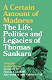 A Certain Amount of Madness: The Life, Politics and Legacies of Thomas Sankara (Black Critique)