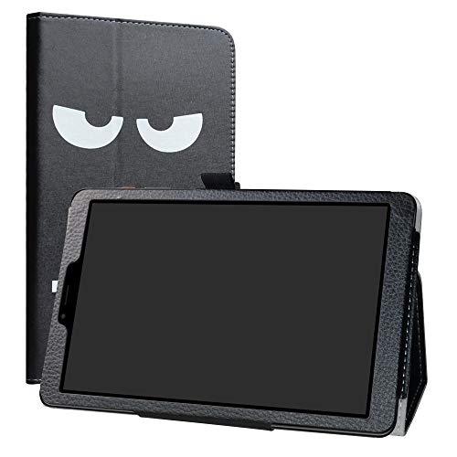 LiuShan Chuwi Hi9 Pro 4G LTE hülle, Folding PU Leder Tasche Hülle Case mit Ständer für 8.4
