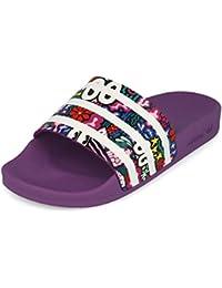premium selection 7a926 66d6e adidas Adilette W, Chaussures de Plage  Piscine Femme