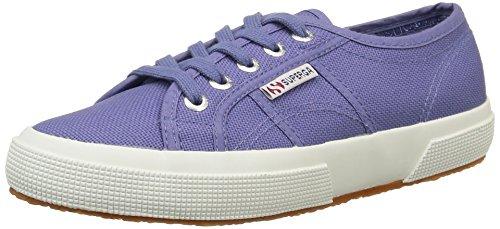 Superga 2750 Cotu Classic, Unisex-Erwachsene Sneaker, Blau (X46), 38 EU (5 UK) (Womens Slip On Tennis-schuhe)