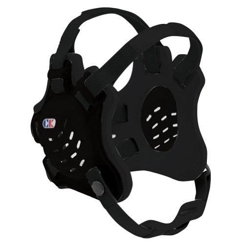 Cliff Keen Tornado Headgear, Uni, F5, Black/Black/Black, one Size