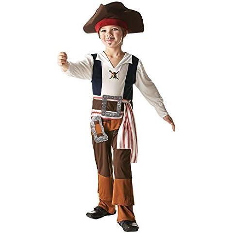 Rubie`s - Disfraz infantil de Jack Sparrow (884669-M)
