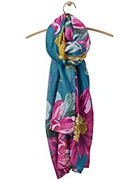 Joules Womens/Ladies Harmony Large Patterned Long Length Casual Scarf