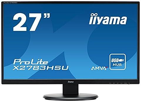 iiyama X2783HSU-B1 27