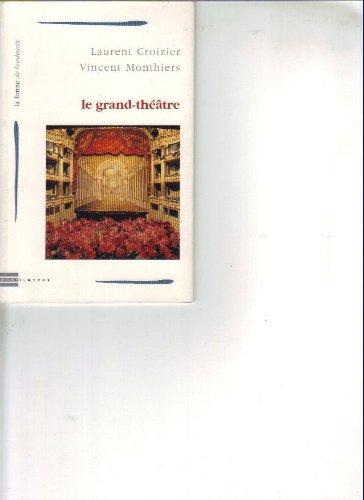 Le Grand-Théâtre de Bordeaux (1DVD)