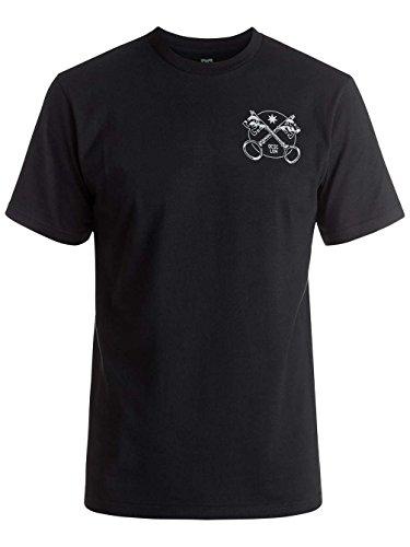 Herren T-Shirt DC Kiosk T-Shirt Black