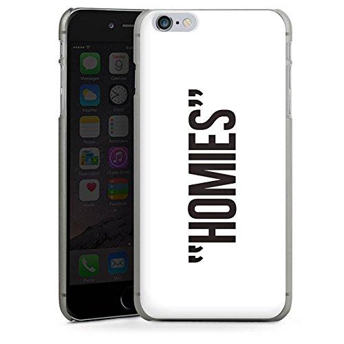 Apple iPhone X Silikon Hülle Case Schutzhülle Freunde Freundschaft Sprüche Hard Case anthrazit-klar
