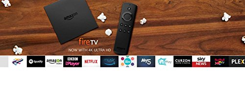 Amazon Fire TV with 4K Ultra HD | Streaming Media Player