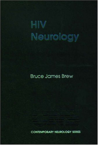 HIV Neurology by Bruce James Brew (2001-03-15)