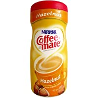Nestle coffee-mate Hazelnut 15 oz (425.2g)
