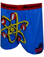 The Big Bang Theory Underwear, Mens Rock Paper Scissors Boxer Shorts