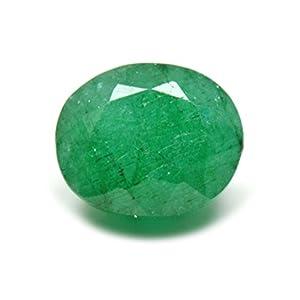 Jewelryonclick, Smaragd, 3,5kt, loser Natur-Edelstein