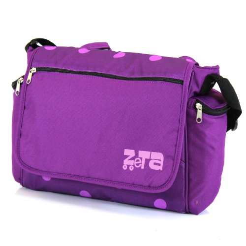 zeta-luxury-complete-changing-bag-with-changing-mat-plum-dots-large