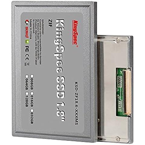 KingSpec 1.8ZIF CE (dischi rigidi IDE 40Pin) MLC a stato solido 128 GB