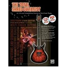 [(The Total Shred Guitarist: A Fun and Comprehensive Overview of Shred Guitar Playing, Book, CD & DVD)] [Author: German Schauss] published on (November, 2012)