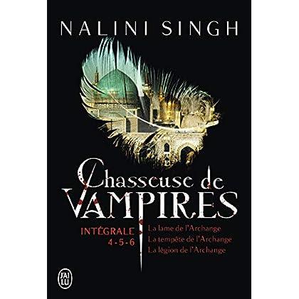 Chasseuse de vampires  - L'Intégrale 2 (Tomes 4, 5 et 6)