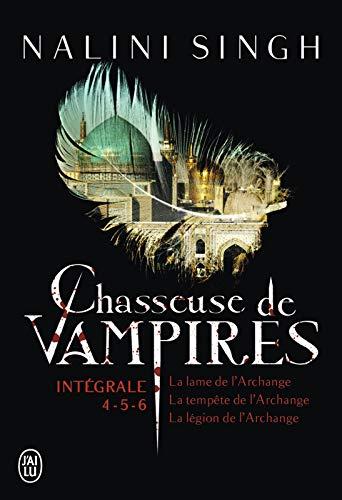 Chasseuse de vampires - L'Intégrale 2 (Tomes 4, 5 et 6) par  J'ai Lu