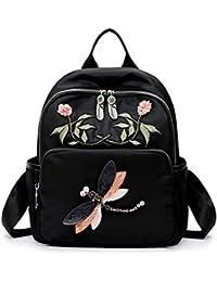 ce5bfbd101203 Hasun Einfarbig Freizeit Rucksack Damen Klein Casual Backpack Oxford Tuch Rucksäcke  Mädchen Mode…
