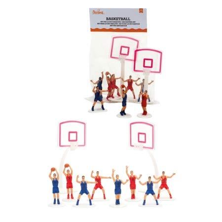 Party Store Web by Hause süße Haus Kit Basket 10 STK Basket 8 Spielzeug 2 CANESTRI zum Dekorieren der Kuchen