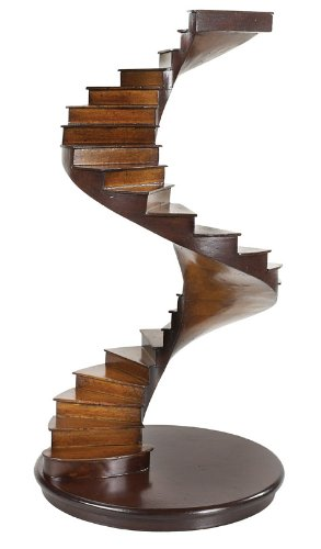 Authentic Models Spiral Stairs - Architekturmodell Treppenmodell