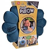 Unique Product Total Pillow A Perfect Travel Pillow(Multicolor,POLY/MICROBEADS)