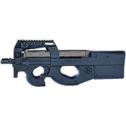 Airsoft Cybergun P90 FN Semi-Automatique / Automatique Couleur Noir (0.5 joule)