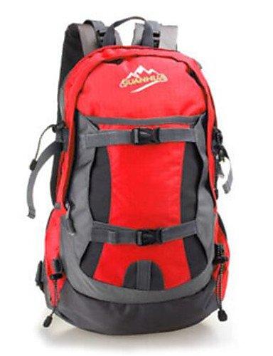 ZQ 20-35 L Rucksack Camping & Wandern / Klettern / Legere Sport / Reisen / Radsport Draußen / Legere SportWasserdicht / Staubdicht / Skifest Dark Blue