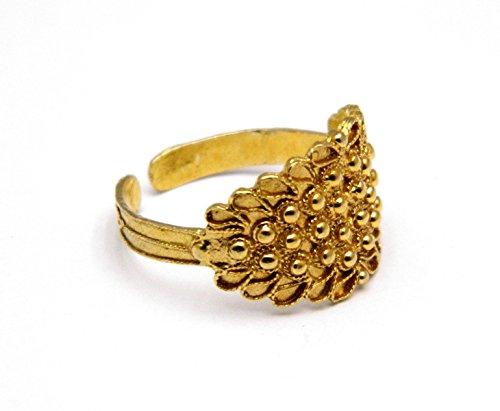 Gold karat gioielli fede sarda in oro