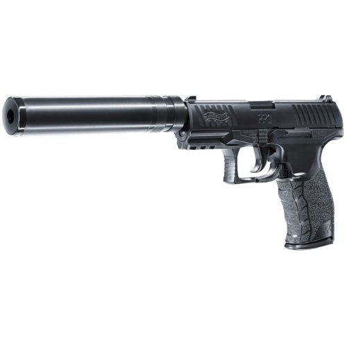 Walther Softair Federdruck Max. 0.5 Joule PPQ Navy Kit, 2.5109 (Freie Airsoft-magazin)