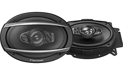 Pioneer TS-A6970F - Altavoz coaxial 6x9 (5 vías) Color Negro
