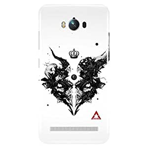 a AND b Designer Printed Back Case / Back Cover For Asus Zenfone Max (ZEN_MAX_3D_3590)