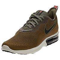 Nike Air Max Sequent 4, Men's Shoes, Multicolour (Medium Olive/Black/Olive Flak 200), 10.5 UK (44.5 EU),Nkao4485