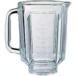 Kitchenaid - 9704200 - Bol en verre pour blender