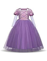 oobest Vestito da Principessa Costume Ragazze Halloween Party Fancy Cosplay  Cenerentola Prom Abiti da Sposa 59817891df8