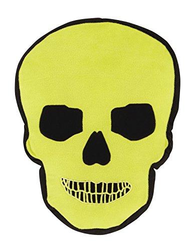 Catherine Lansfield Crânes Gris de, Polyester, Green, 40 x 7 x 48 cm