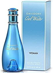 Davidoff Perfume - Cool Water by Davidoff - perfume for women - Eau de Toilette, 100ml