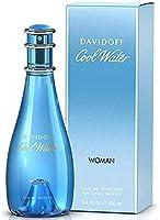 Davidoff Perfume - Cool Water by Davidoff - perfume for women - Eau de Toilette, 100ml