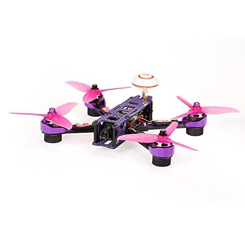 GoolRC XF220 5.8G 200mW 700TVL 2205 Brushless F4 Contrôle de Vol FPV Racing drone Quadcopter avec DSM Récepteur