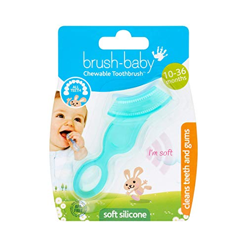 Brush Baby Kaubare Zahnbürste Baby