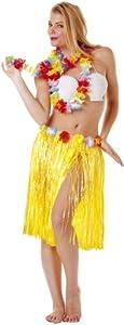 Cesar B644-001 - Disfraz de hawaiana para mujer, talla 38-40