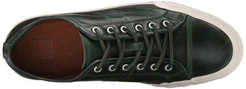 FRYE Mens Greene Low Lace Fashion Sneaker Forest