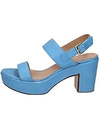 76286459f Amazon.co.uk  Turquoise - Sandals   Women s Shoes  Shoes   Bags