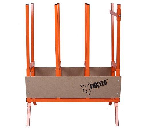 FUXTEC Sägebock FX-SH2.0 für Brennholz Kaminholz - für Benzin Kettensägen