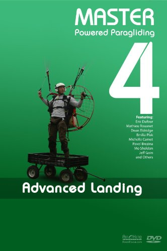 Master Powered Paragliding 4: Advanced Landing