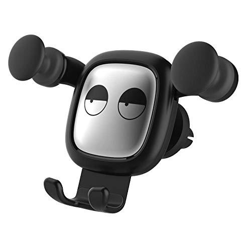 JDFM5 Handyhalterung Auto Air Outlet Gravity Sensing White -