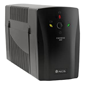 NGS FORTRESS600 Chargeur Noir