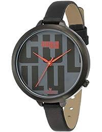 Gully by Timex Gully Analog Black Dial Women's Watch-TW013HL14